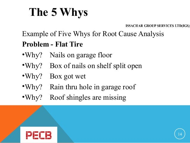 How to determine the root cause analysis techniques in a management s….
