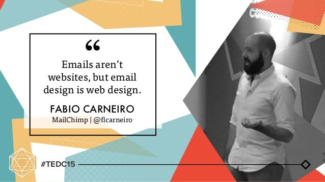 22 Key Takeaways from The Email Design Conference Slide 2