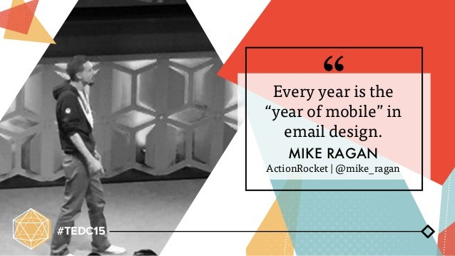 22 Key Takeaways from The Email Design Conference Slide 3