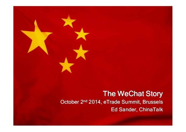 The WeChat StoryThe WeChat StoryThe WeChat StoryThe WeChat StoryThe WeChat StoryThe WeChat StoryThe WeChat StoryThe WeChat...