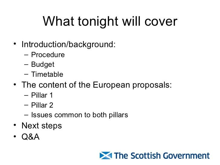 What tonight will cover <ul><li>Introduction/background: </li></ul><ul><ul><li>Procedure </li></ul></ul><ul><ul><li>Budget...