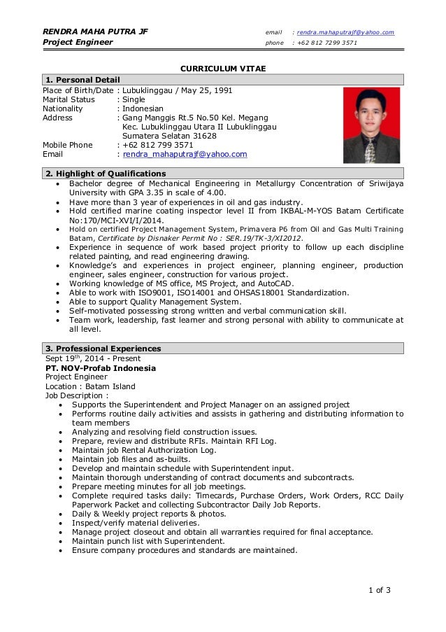 SlideShare  Bachelor Degree Resume