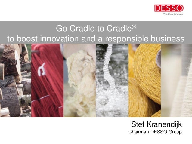 Go Cradle to Cradle®to boost innovation and a responsible business                                Stef Kranendijk         ...