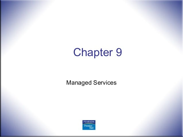 Chapter 9Managed Services