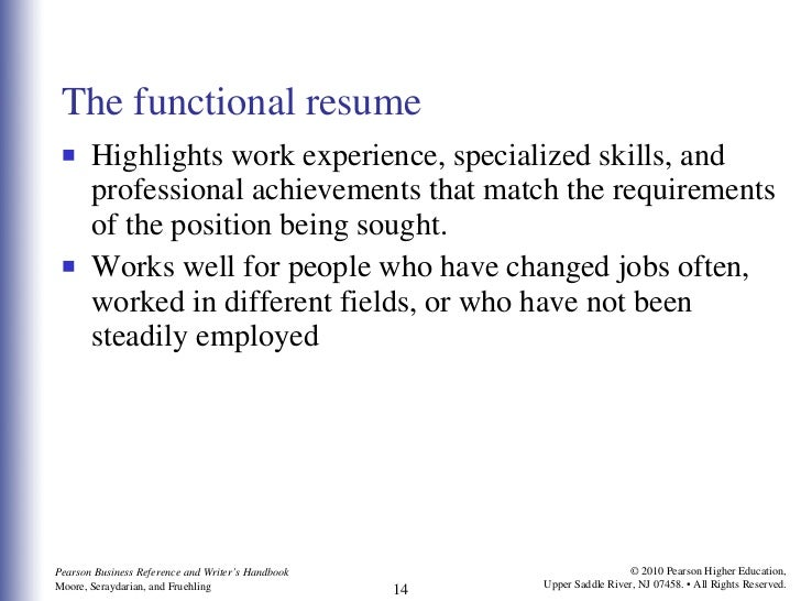 Should You Match Work Experience Fields To Resume