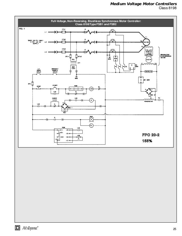 square d combination starter wiring diagram 43 wiring Reversing Starter Wiring Diagram GE Magnetic Starter Wiring Diagrams