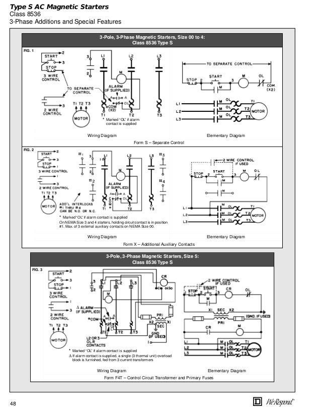 elec machine 52 638?cb\=1413669771 square d 8536 wiring diagram square d 8965r010 wiring schematic 3 phase magnetic starter wiring diagram at crackthecode.co