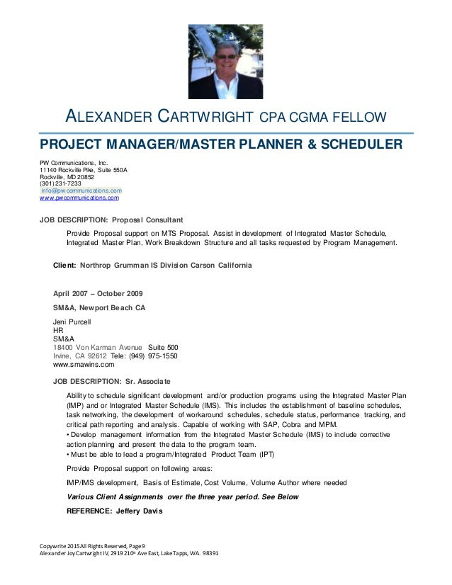 alexander cartwright resume v34