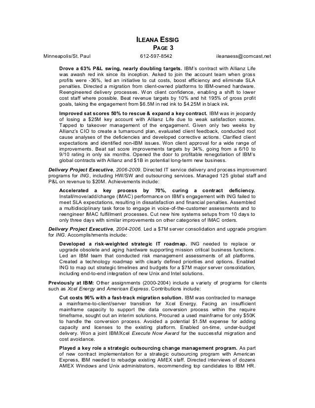 Luxury Resume At Xcel Energy Collection - Administrative Officer ...