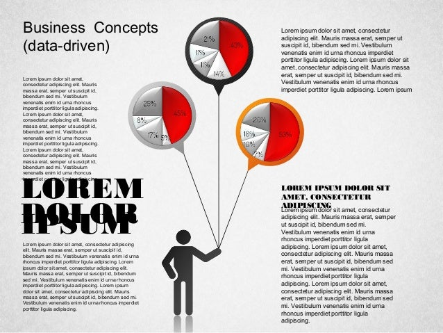 Business Concepts (data-driven) LOREM IPSUMDOLOR Lorem ipsum dolor sit amet, consectetur adipiscing elit. Mauris massa era...