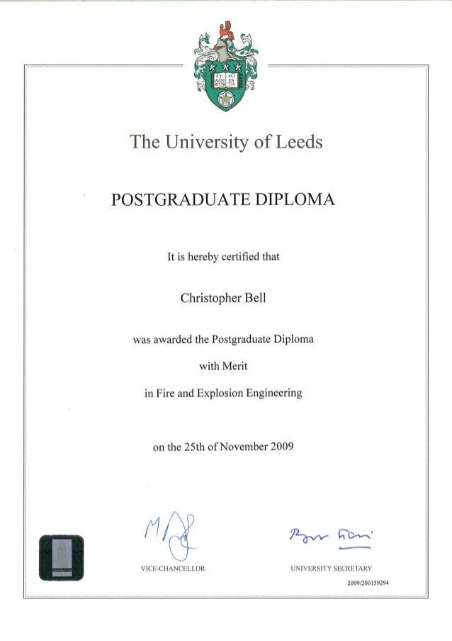 CB post grad diploma