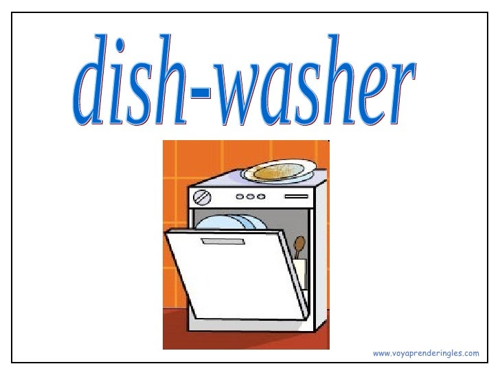 dish-washer www.voyaprenderingles.com