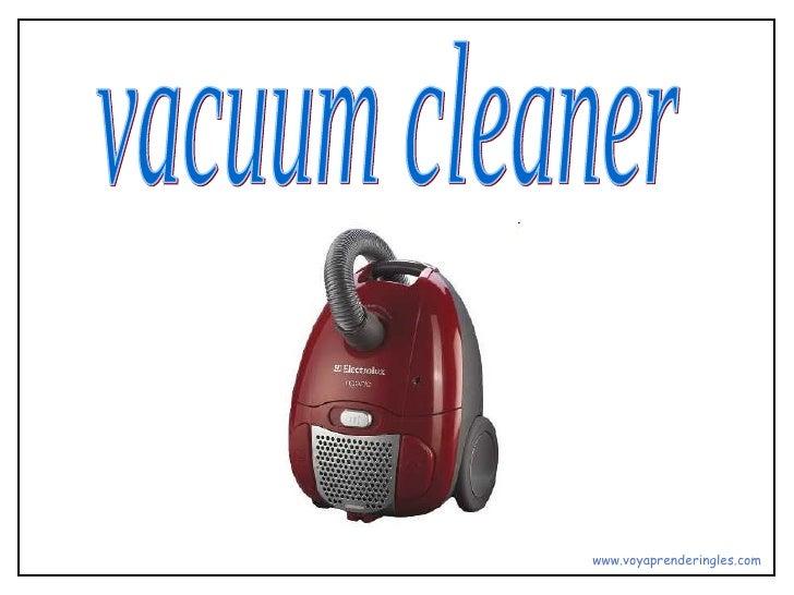 vacuum cleaner www.voyaprenderingles.com