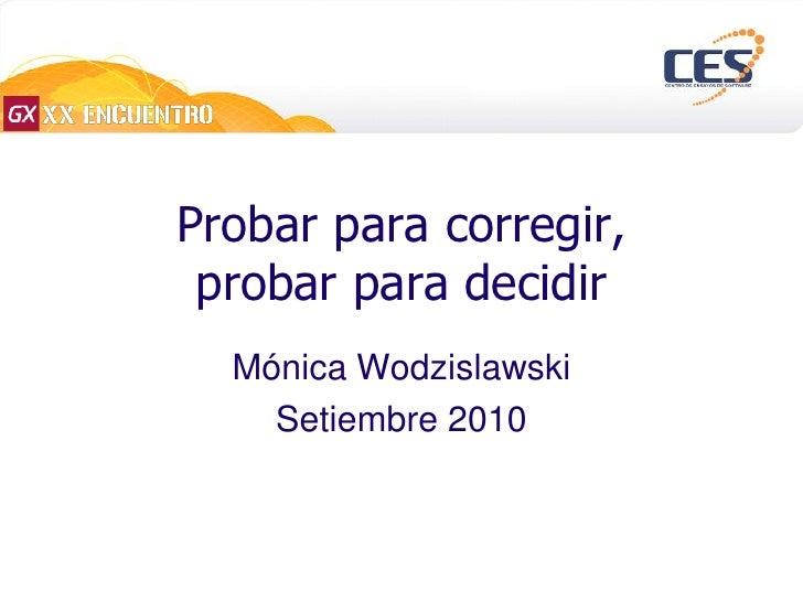 0160 probar para_corregir_probar_para_decidir