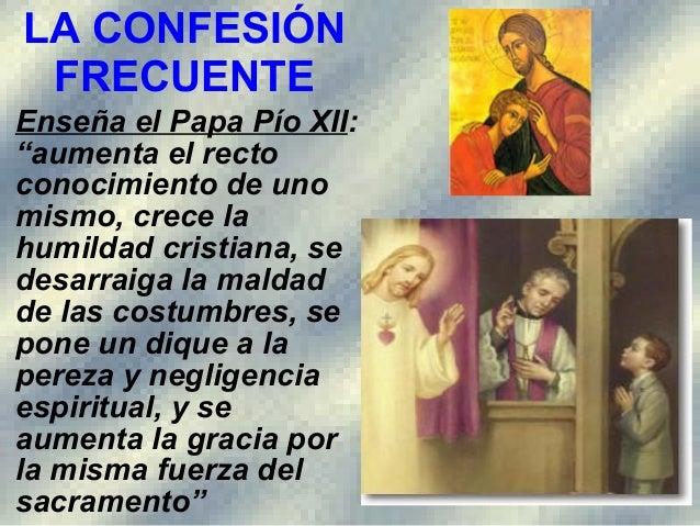 Resultado de imagen de confesion frecuente