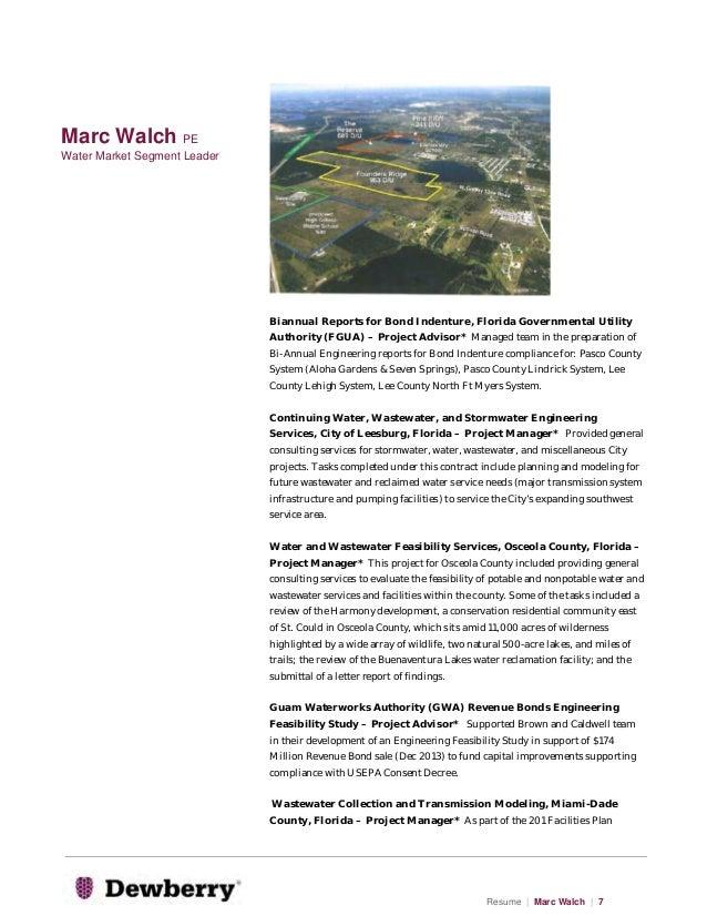 Marc Walch - Master Resume 05 31 16