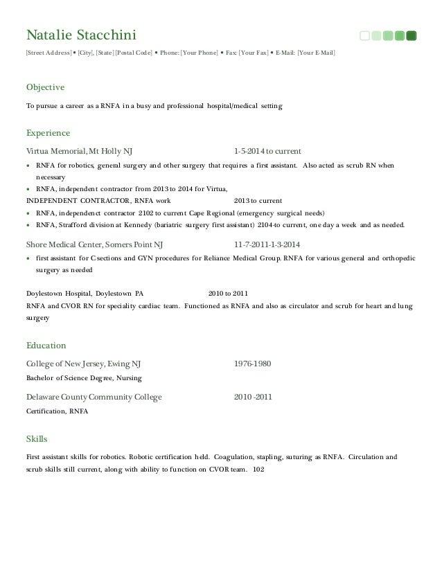 Rnfa Resume Nat