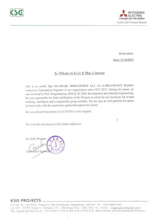Asombroso Scada Certification Colección - Certificado Actas de ...