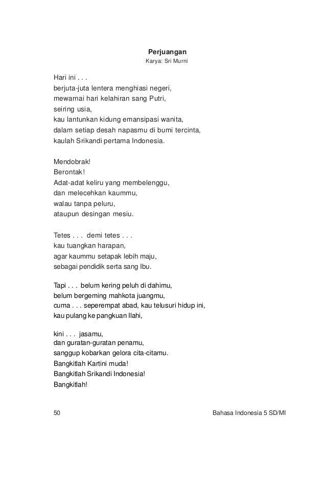 Puisi Cita Citaku Dalam Bahasa Inggris Brad Erva Doce Info