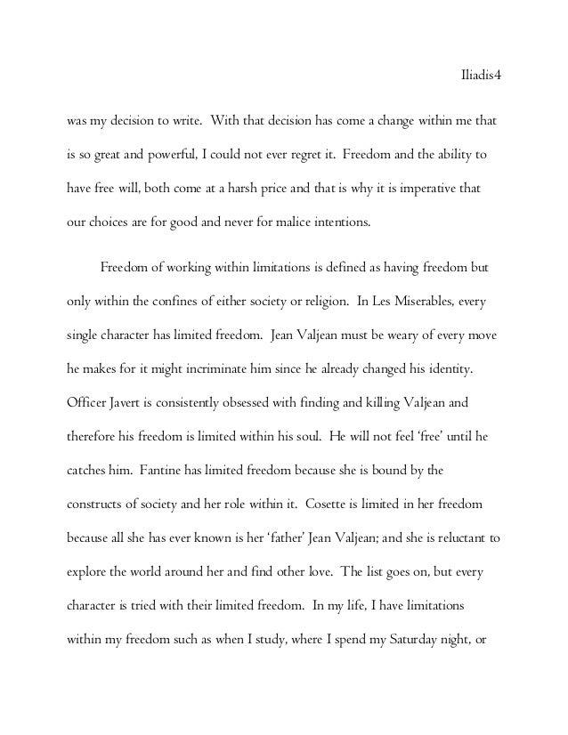 Essays On Freedom Barcafontanacountryinncom
