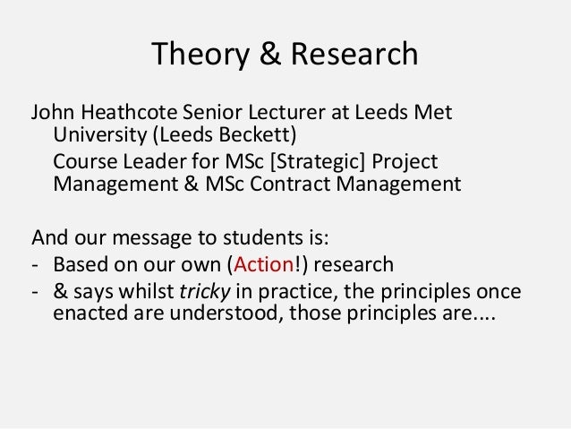 Leeds metropolitan university research strategy