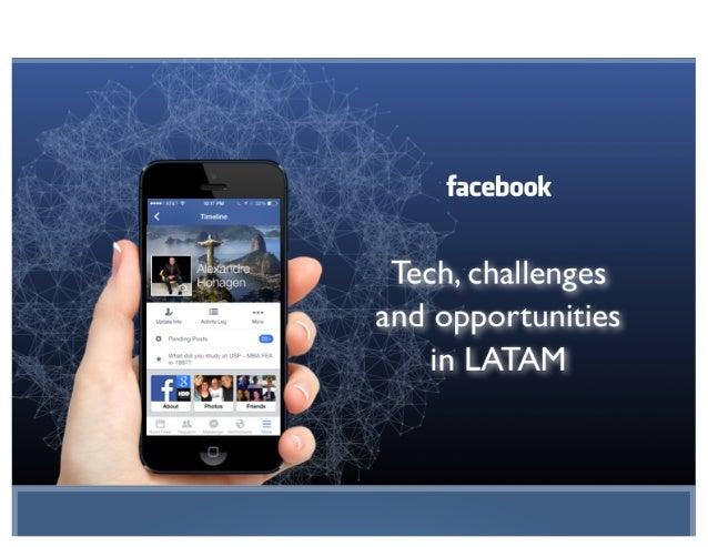 "[PREMONEY MIAMI] Facebook >> Alexandre Hohagen, ""The Global VC: Latin America"""
