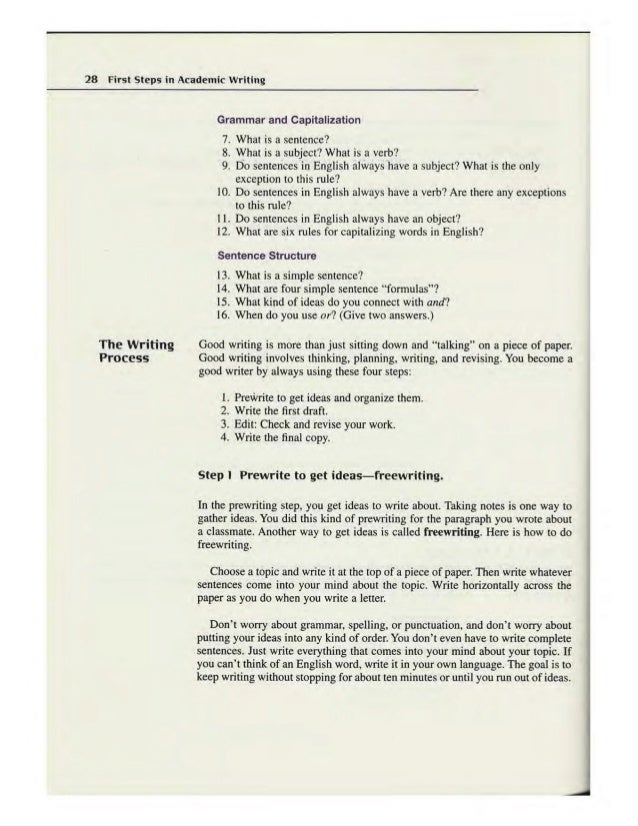rules of academic writing Gcu style tutorial - part one - introduction to writing the rules can include the size and type of this is an essential component to academic writing and is a.