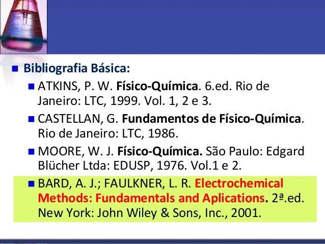 01 aula introdução eletroquímica