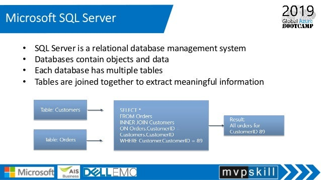 01_SQL Migration Using Azure Data Migration Services (DMS)_GAB2019