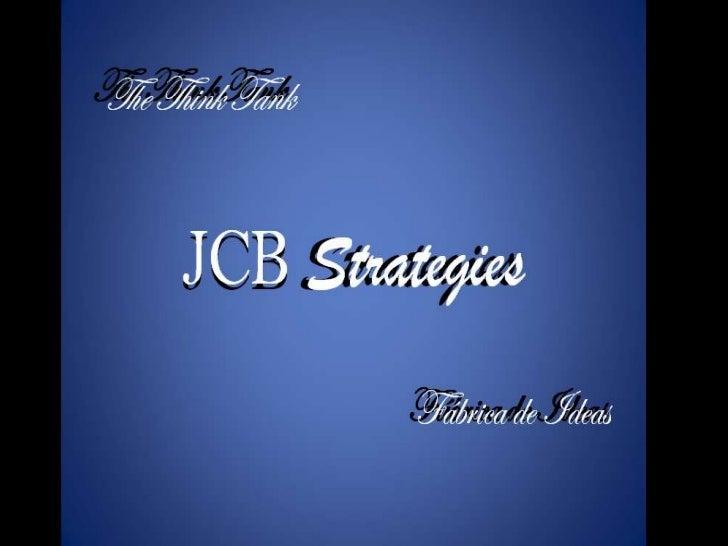 JCB Strategies Generador de Estrategias