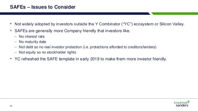 Venture Financings 101 Safes Convertible Notes Seed And Series A