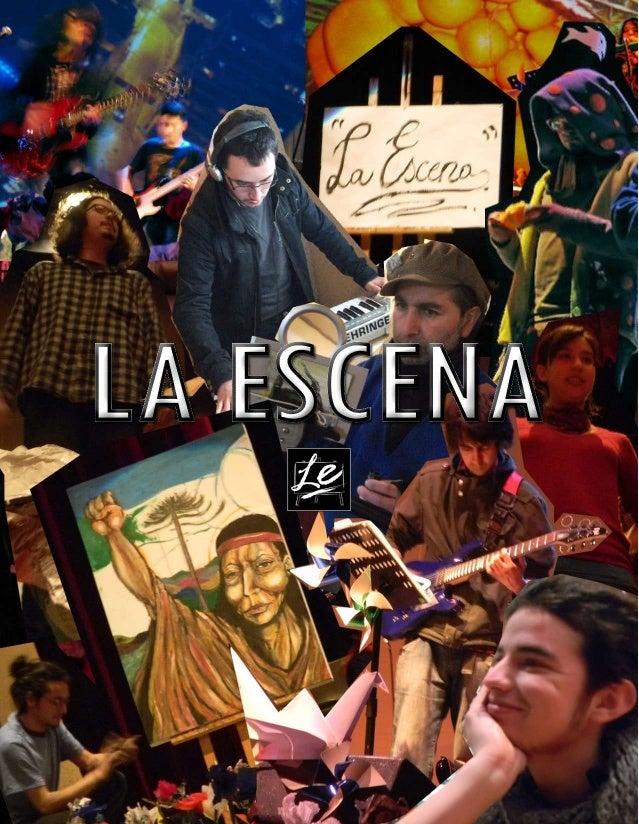 Catálogo La Escena I