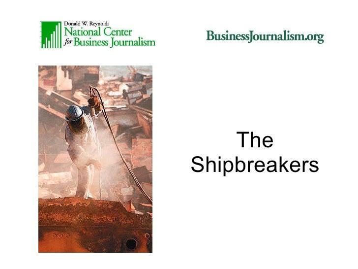 The Shipbreakers