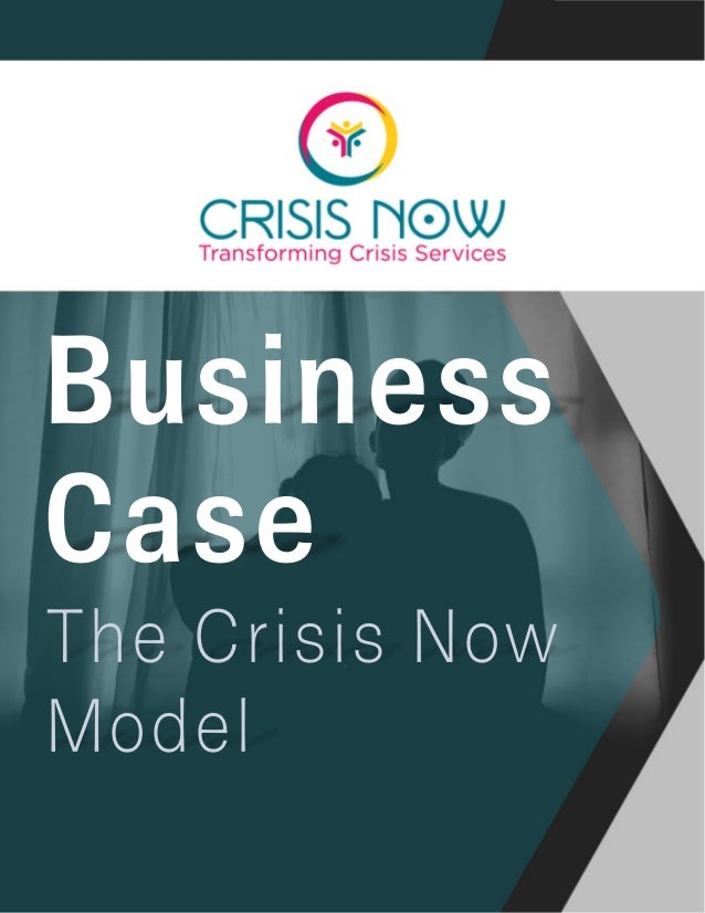 Business Case The Crisis Now Model
