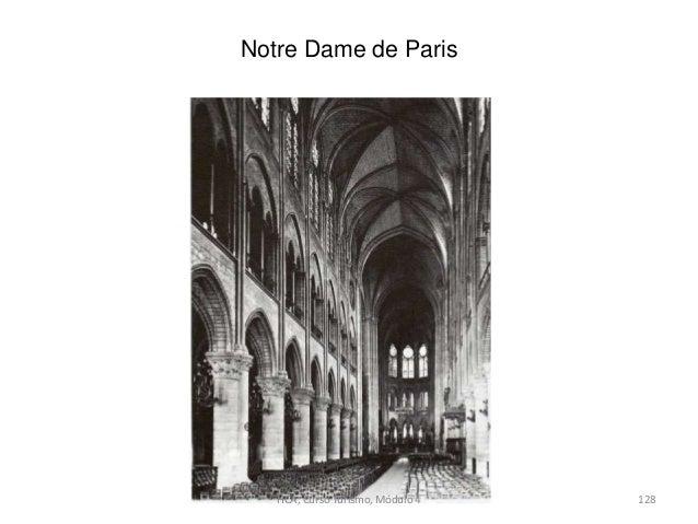 Notre Dame de Paris HCA, Curso Turismo, Módulo 4 128