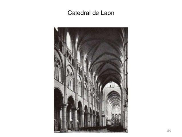 Catedral de Laon HCA, Curso Turismo, Módulo 4 130