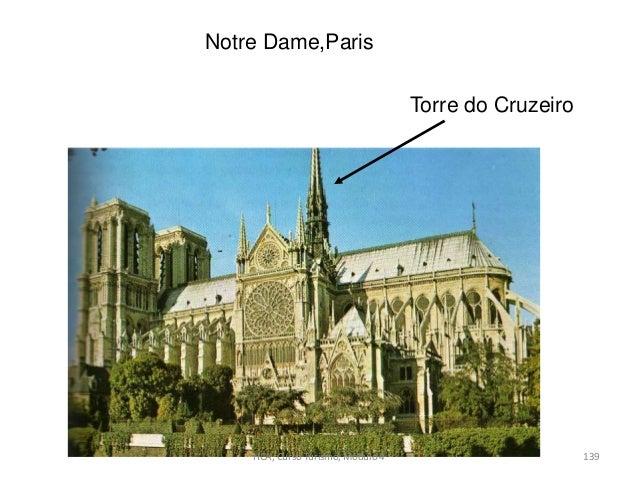 Notre Dame,Paris Torre do Cruzeiro HCA, Curso Turismo, Módulo 4 139