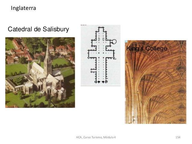 Catedral de Salisbury King's College Inglaterra HCA, Curso Turismo, Módulo 4 154