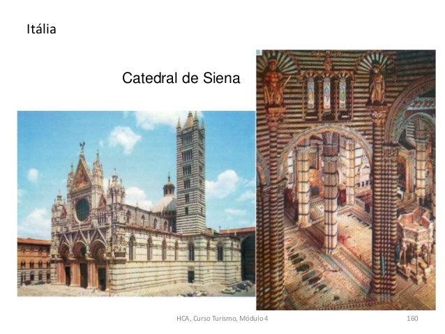 Catedral de Siena Itália HCA, Curso Turismo, Módulo 4 160