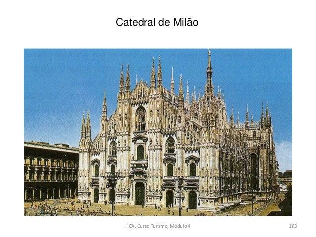 Catedral de Milão HCA, Curso Turismo, Módulo 4 163