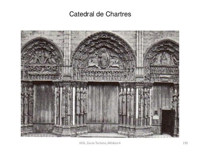 Catedral de Chartres HCA, Curso Turismo, Módulo 4 191