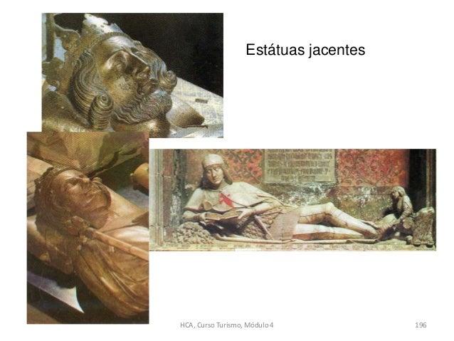 Estátuas jacentes HCA, Curso Turismo, Módulo 4 196