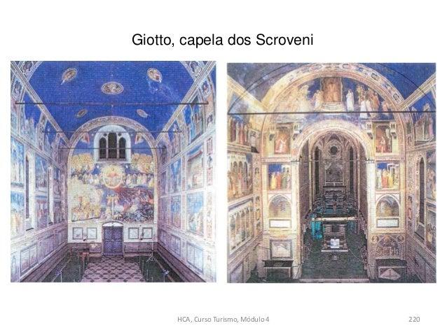 Giotto, capela dos Scroveni HCA, Curso Turismo, Módulo 4 220