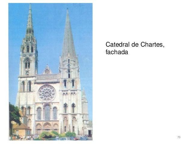 Catedral de Chartes, fachada 79