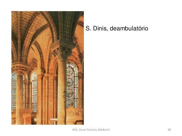 S. Dinis, deambulatório HCA, Curso Turismo, Módulo 4 82