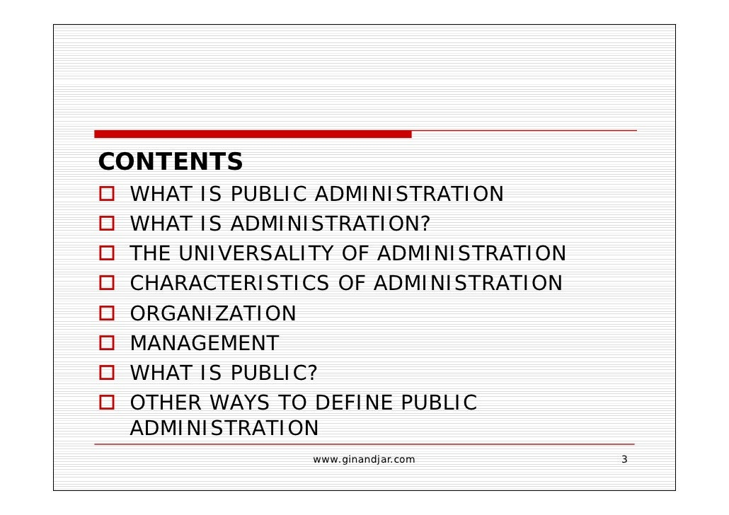 public administration concepts and practice 2010-3-9  the five core values of public administration  furthermore, this must be accomplished in order to successfully practice and promote transparency of government.