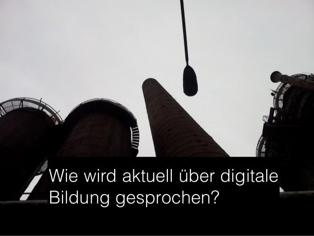 "Der ""Offene Lernende"" als Leitbild digitaler Bildungspolitik?  Slide 3"