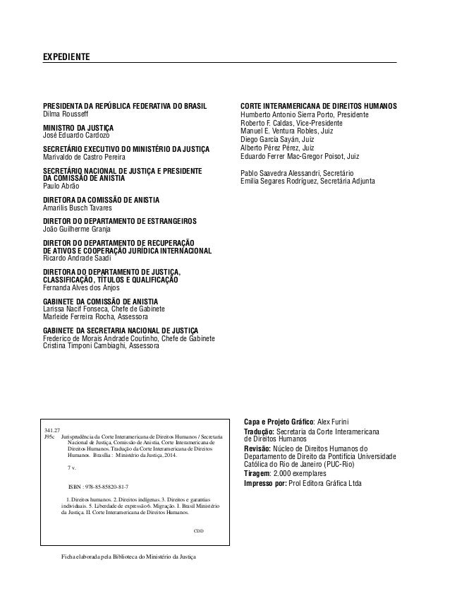 Jurisprudência da Corte Interamericana de Direitos Humanos - Direito à Vida, Anistia e Direito à Verdade Slide 3