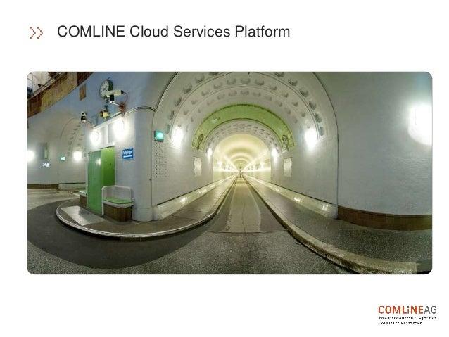 COMLINE Cloud Services Platform