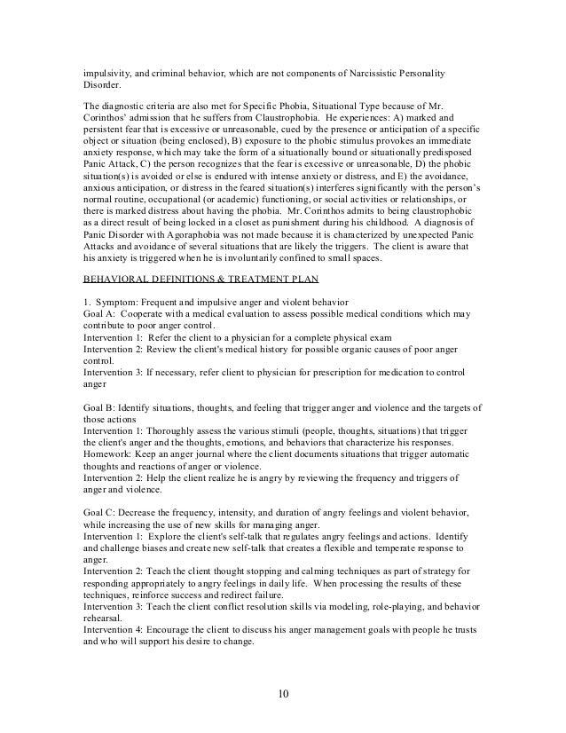 Biopsychosocial Assessment – Biopsychosocial Assessment Template